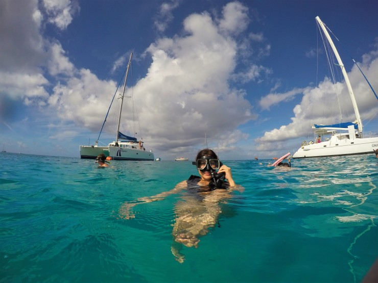 snorkelling tour Barbados review