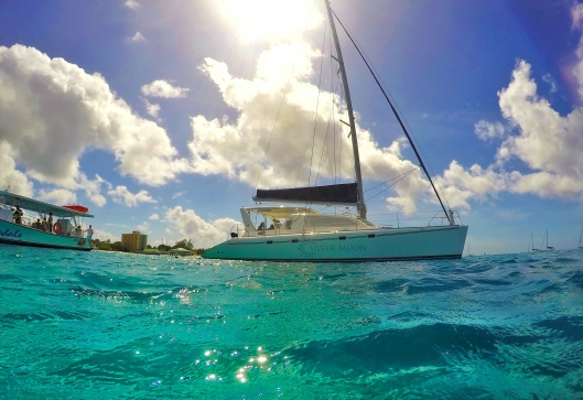 Silvermoon snorkel Cruise review Barbados