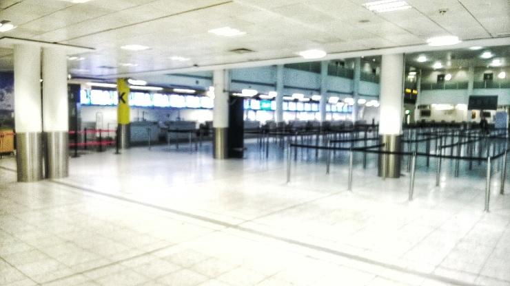 Gatwick Airport terminal hotel
