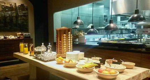 buffet breakfast Prestige Hotel Budapest