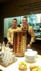 Prestige Hotel Budapest restaurant Costes