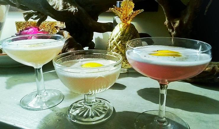 pop up brunch cocktails London