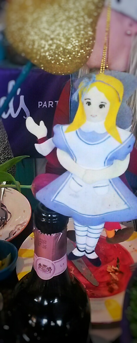 Alice in Wonderland Mad Hatters Afternoon Tea