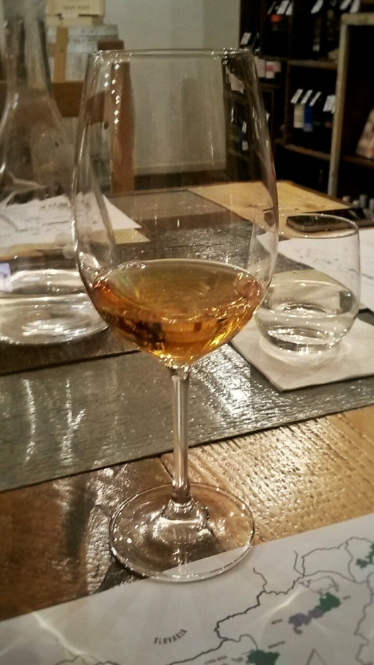 Tokaj Hungarian dessert wine