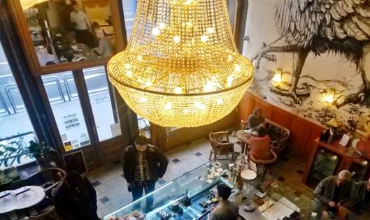 Budapest cafe tour