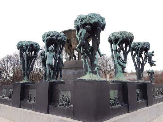 Vigeland Park best tourist attractions Oslo