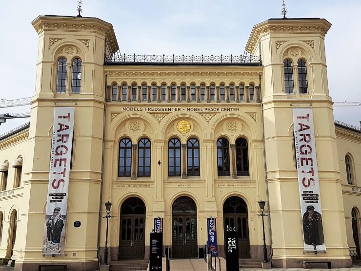 Nobel Peace Prize Centre Oslo