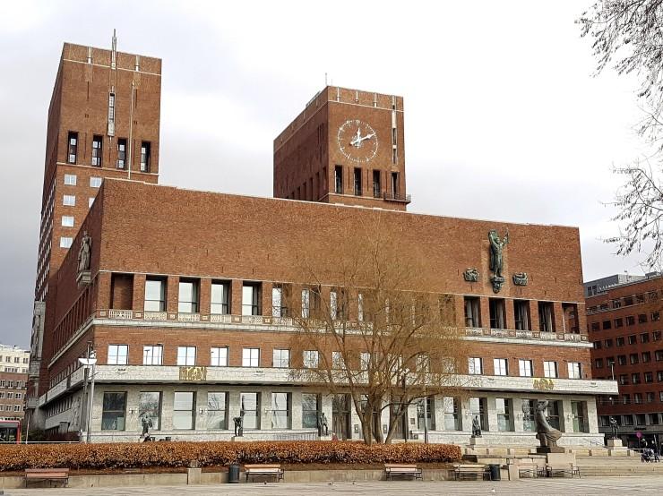 Oslo City Hall Radhus