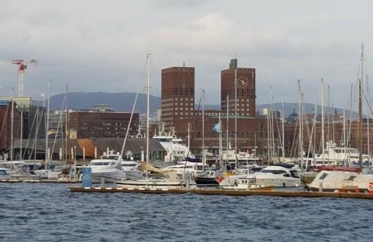 Oslo fjord boat trip