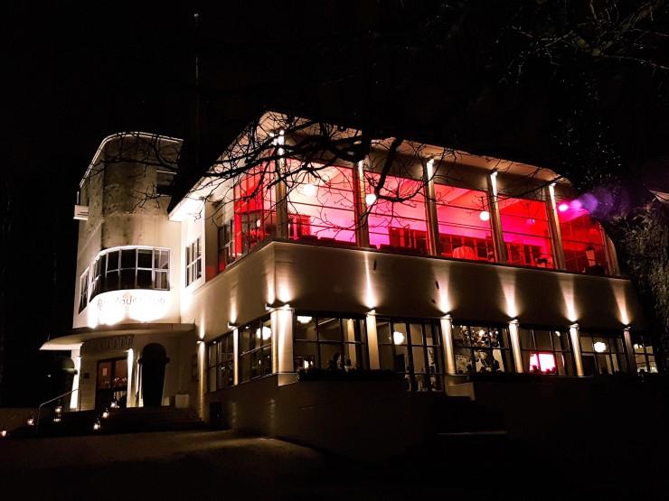 Oslo romantic restaurants Ekebergrestauranten