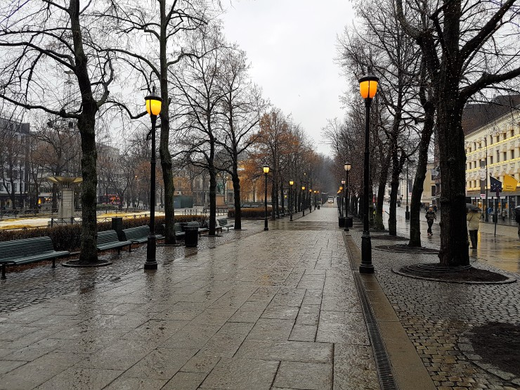 Visiting Oslo Travel Guide