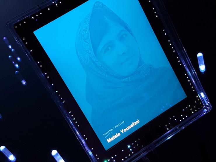 Oslo Nobel Peace Centre Malala
