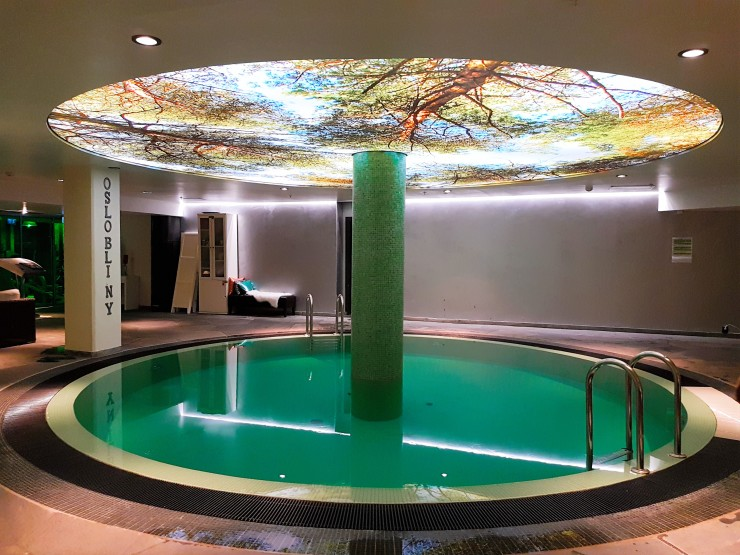 Clarion Hotel Royal Christiania Swimming Pool