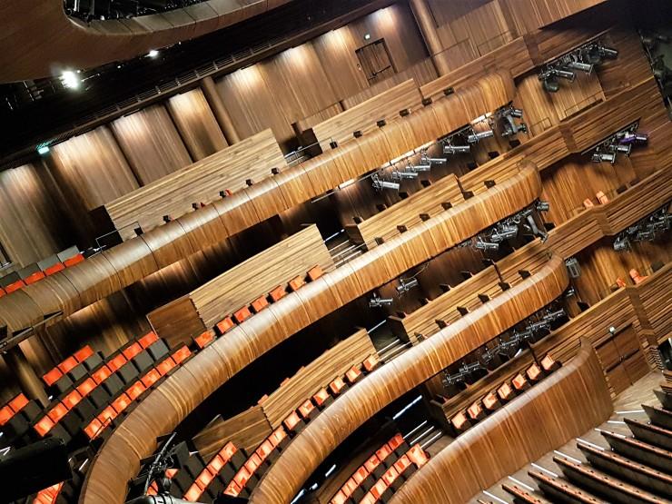 Oslo Opera House Auditorium