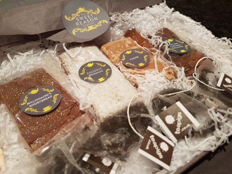 Sweet Reason Dessert Gift Box