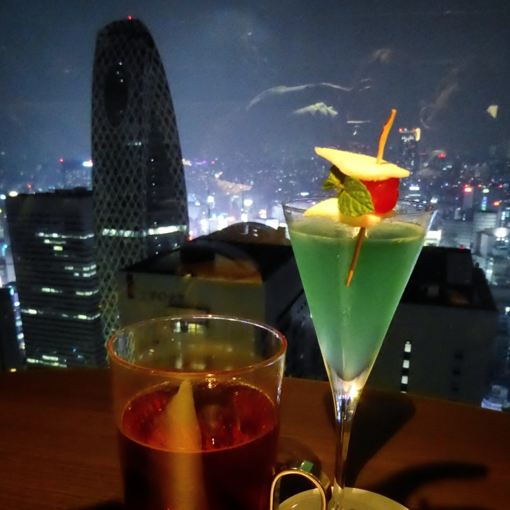 Keio Plaza Rooftop Bar