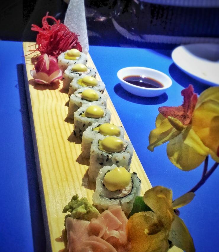 Zaibatsu Sushi Greenwich