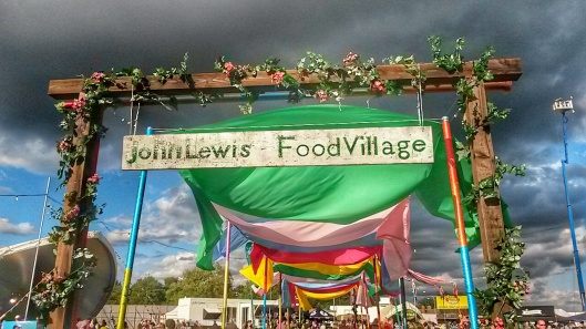 John Lewis Food Village On Blackheath Review