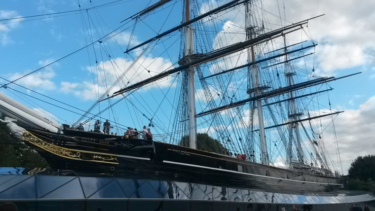Cutty Sark Greenwich Top Sights
