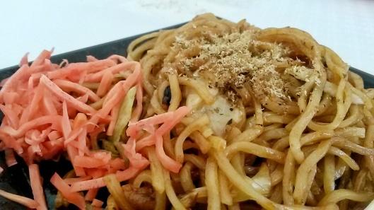 Mount Fuji Food Festival Yakisoba