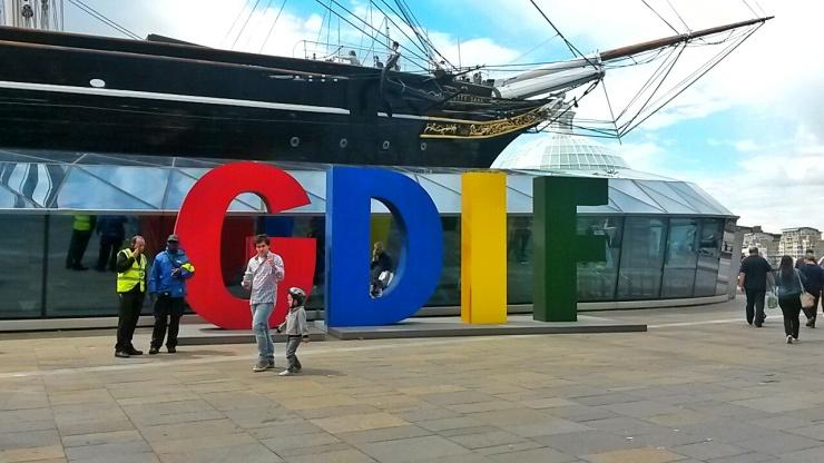 GDIF 2016 Greenwich Docklands International Festival