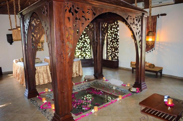 Sultan's Bath Couple's Spa Zanzibar