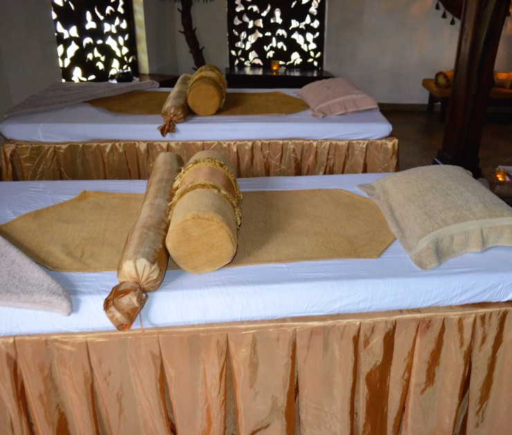 romantic spa experience Zanzibar