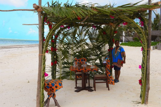 honeymoon hotels Zanzibar