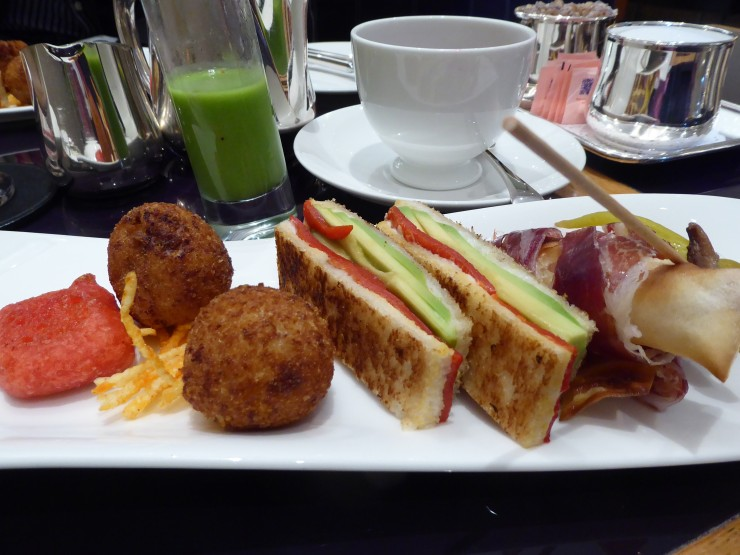 tapas afternoon tea
