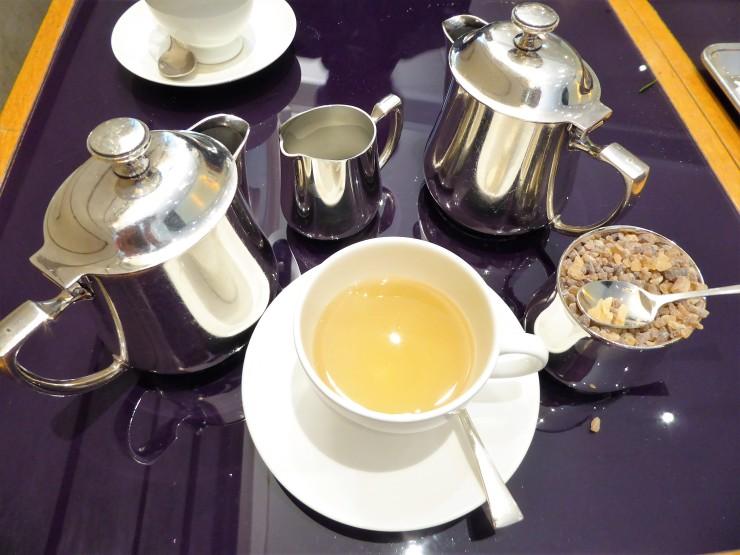afternoon tea Halkin Hotel London