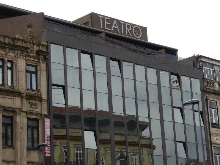 Porto best hotels Hotel Teatro