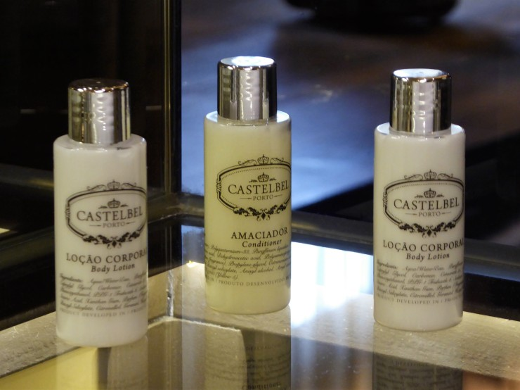 Castelbel Porto toiletries