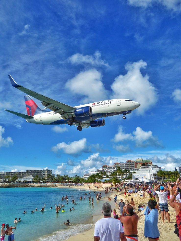 Marigot and Maho Beach One Day