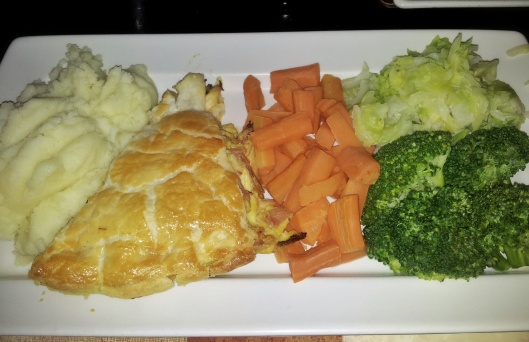 Green Pea Greenwich pub food