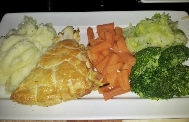 Green Pea Greenwich pub food