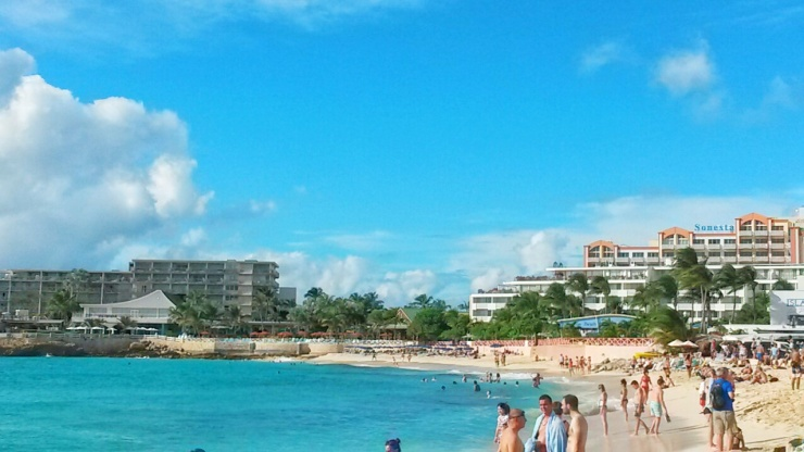 Best beaches to visit St Maarten