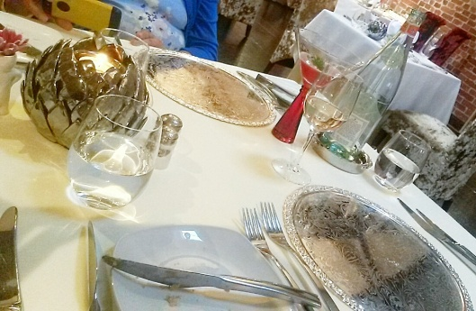 silver service luxury dining East Anglia
