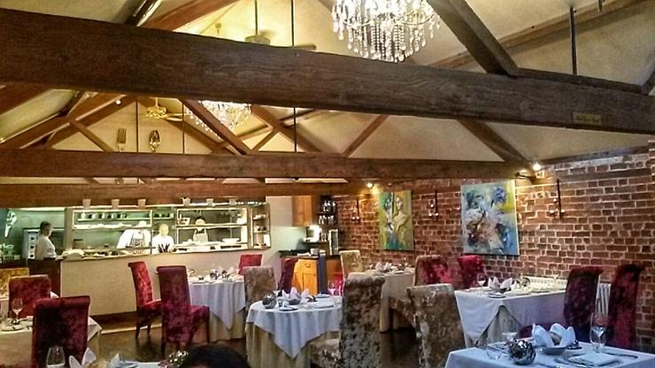 Pamela's Restaurant Great Yarmouth