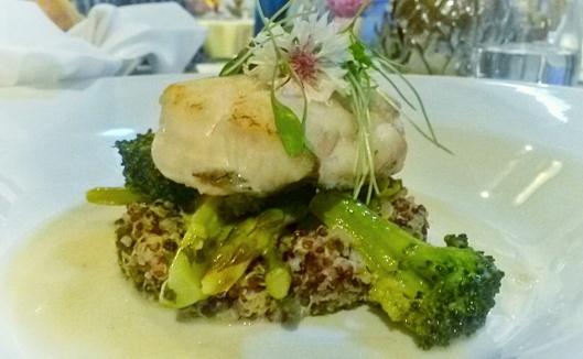 luxury fine dining restaurant Suffolk