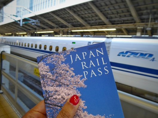 Japan Rail Pass Information