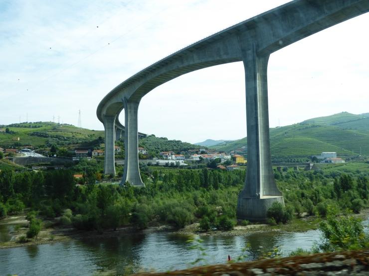Pinhao Arch Bridge Douro