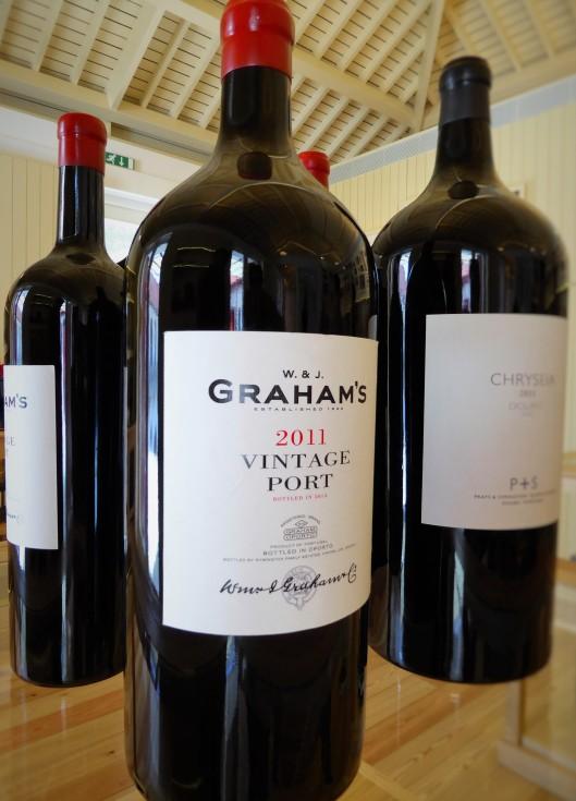Port wine tasting Douro Valley