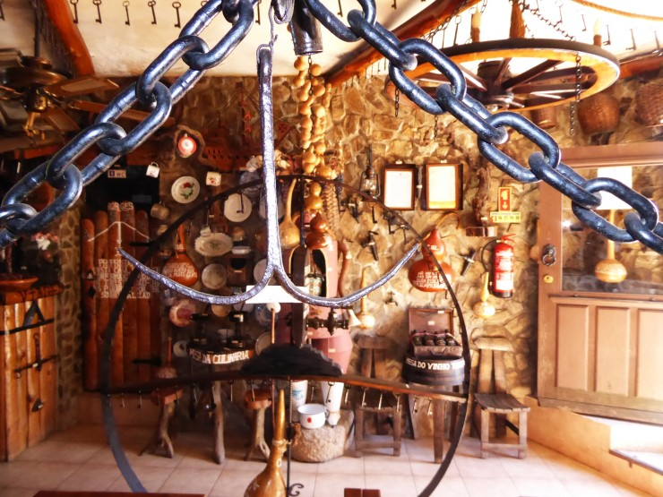 quirky local pubs Portugal