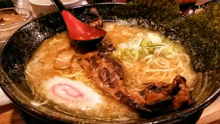 must-eat foods Japan Ramen