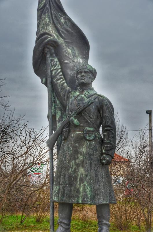 Communist Statues Budapest Memento Park