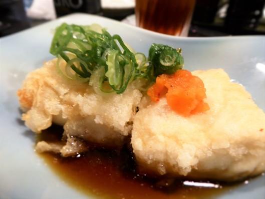vegetarian food Japan tofu