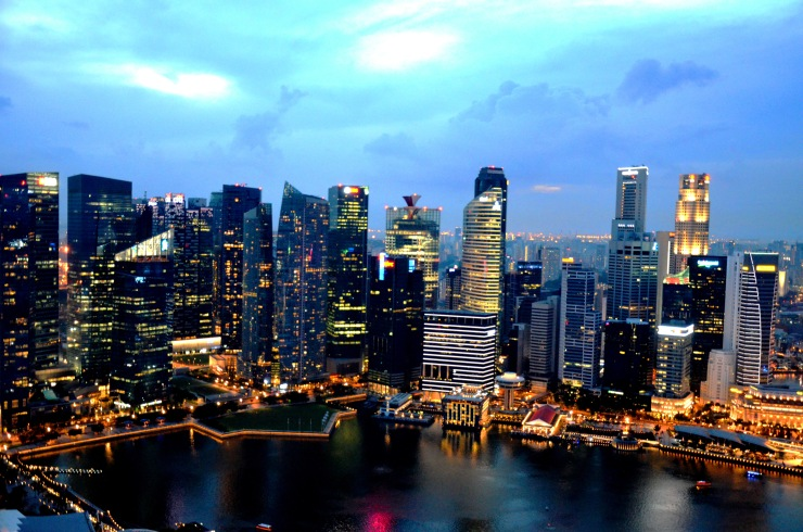 Best Skyline Views Singapore