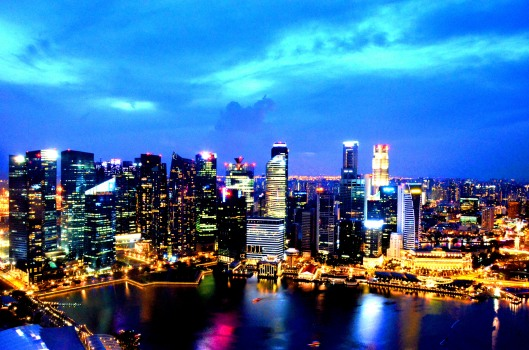 Best Singapore Skyline Views