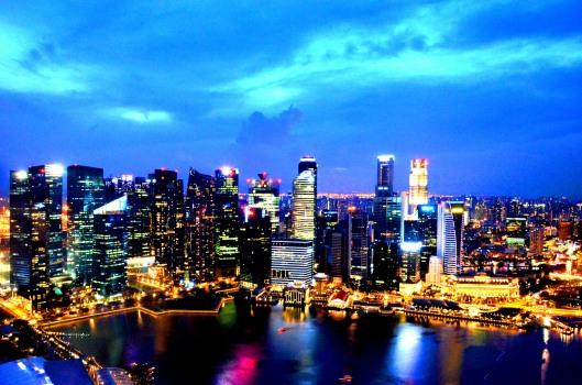 Best Singapore Skyline Views