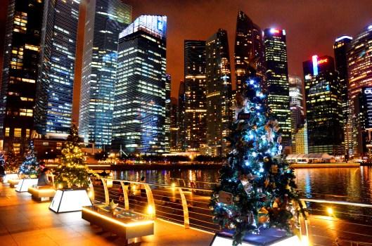 Marina Skyscraper Views Singapore